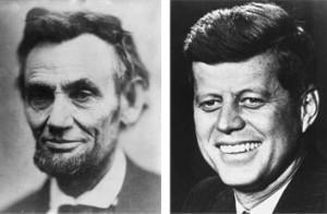 Unglaubliche Zufälle? Abraham Lincoln &  John F. Kennedy