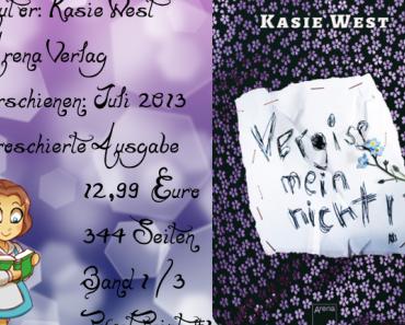 [Rezension] Vergiss mein nicht von Kasie West ( Pivot Point #1)