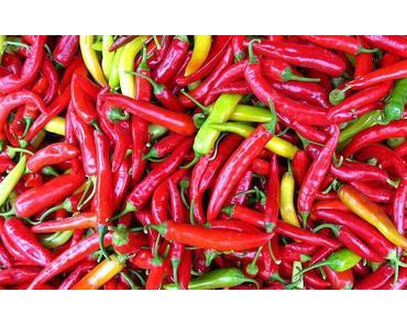 Tag des scharfen Essens – National Hot and Spicy Food Day