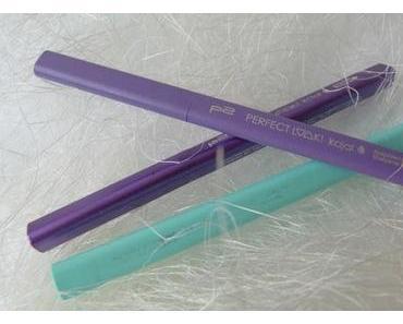 p2 Perfect Look Kajal – 080 lilac, 130 lavender, 150 mint