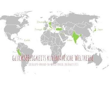 glückSEELigkeits kulinarische Weltreise: JAPAN