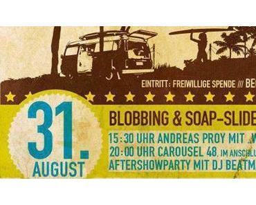 Vorankündigung: Blobbing und Soap-Slide am Erlaufsee
