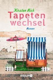 KW34/2013 - Buchverlosung der Woche - Tapetenwechsel von Kirsten Rick