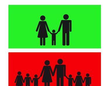 Einzelkind oder Kinderschar