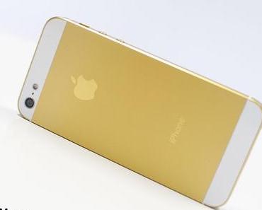 Goldenes iPhone 5S kommt! Mehrere Bestätigungen von unabhängigen Quellen