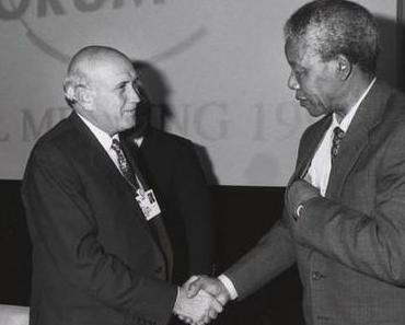 18. Jul. 1918: Nelson Mandela (*)