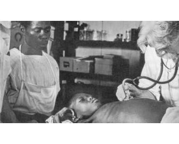 Frühsommer 1913: Albert Schweitzer wird Urwaldarzt