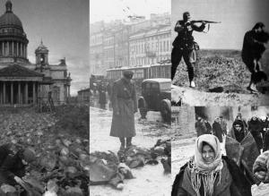 Die Belagerung Leningrads
