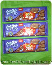 Die neue Milka Choco Jelly + Gewinnspiel