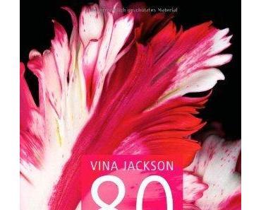 {Rezension} 80 Days – Die Farbe der Sehnsucht von Vina Jackson