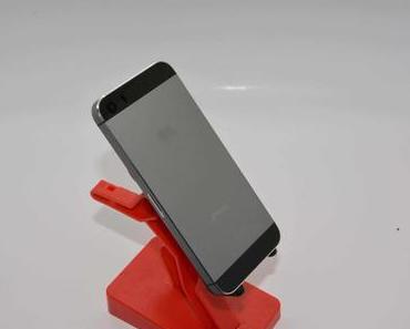 iPhone 5S kommt auch in Farbe Grau, A7-Chip 31 % schneller in 64 Bit und Motion-Tracking?