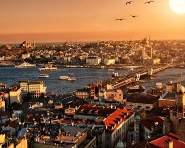 ISTANBUL - Tag 1