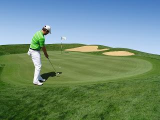 Golfen mit Meerblick und den schottischen Highlands im Rücken: TUI Cruises bietet 2014 zwei Mein Schiff Golf-Cups an