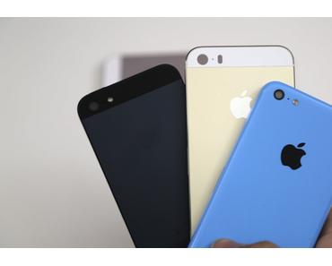 Von iPhone bis iPhone 5S: Die Wandlungen des iPhones