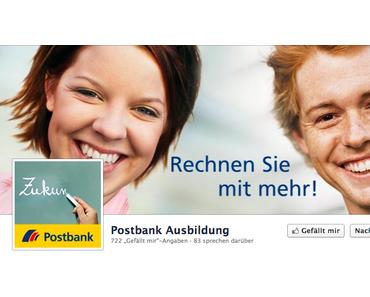 famefacts.23 #Azubi Facebookpages der Bankenbranche