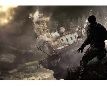 Call of Duty Ghosts: Updates werden im Hintergrund laufen