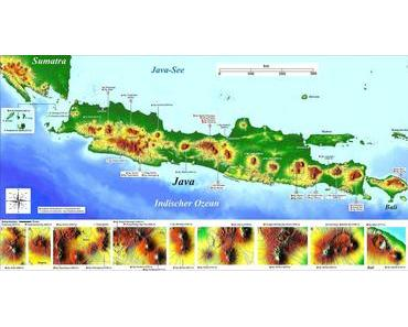 Insel Java – Hauptinsel Indonesien