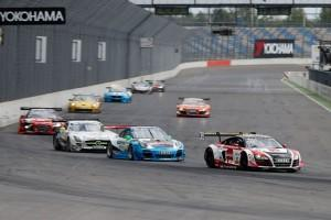 ADAC GT Masters: Lausitzring 2013