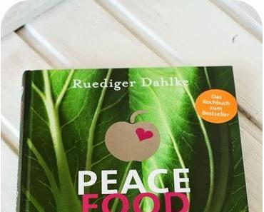 """Karotten-Curry mit Reisnudeln aus """"Peace Food"""""""