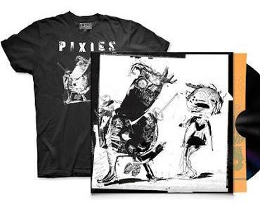 Pixies: Viermal neu mit Indie Cindy