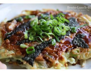 Rezept: Okonomiyaki Kansai-Style, Japanische Pizza / Pfannkuchen