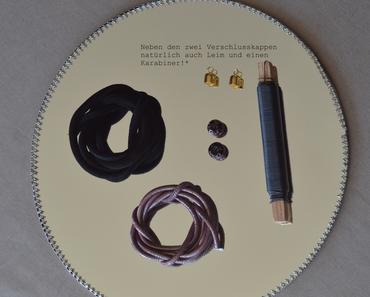 DIY: Knoten-Halskette