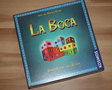 [Spielreview] La Boca (Kosmos Verlag)