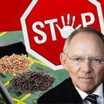 Nahrungsmittelspekulation an den Börsen: Schäuble tritt einmal mehr als Lügenbaron auf