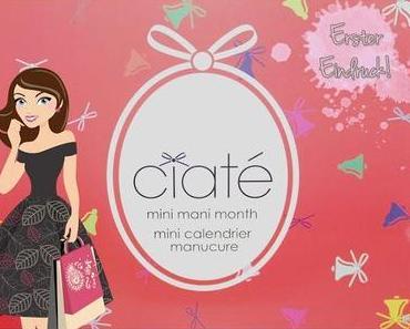 Preview: Ciaté Adventskalender 'Mini Mani Month' 2013