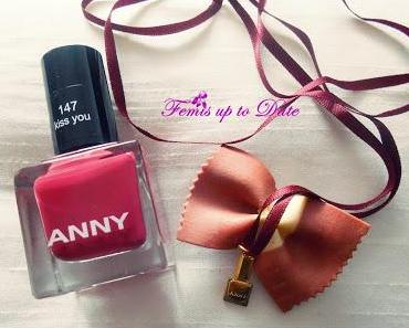"ANNY - "" 147 Kiss You "" - BEST FRIENDS IN TOWN - GIRLS AND THE CITY"