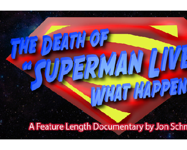 Trailerpark: Für die Geeks - Trailer zr Doku THE DEATH OF SUPERMAN LIVES: WHAT HAPPENED?