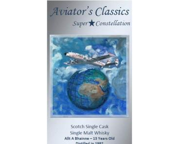 Aviator's Classics - Super Constellation - Allt-a-Bhainne