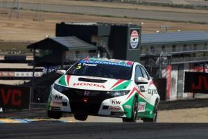 FIA WTCC: Tarquini siegt im zweiten Sonoma-Rennen