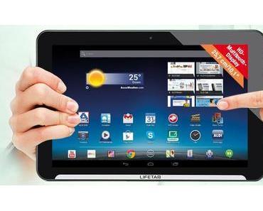 Aldi verkauft ab 12.09. Medion Lifetab E10312 Tablet für 179 Euro