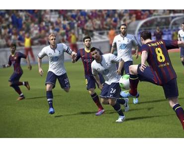 FIFA 14: Probleme beim Start der Demo
