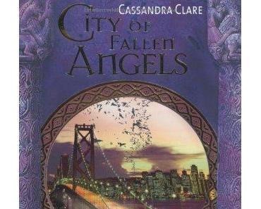{Rezension} Chroniken der Unterwelt 04: City of Fallen Angels von Cassandra Clare