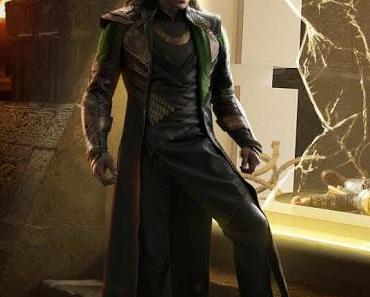 Bekommt Loki seinen eigenen Film von Marvel?