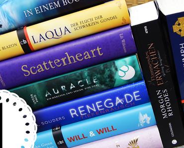 |Lesefutter| Ohne. Ende. Lesen. in einem Boot voller Zuckerwatte!