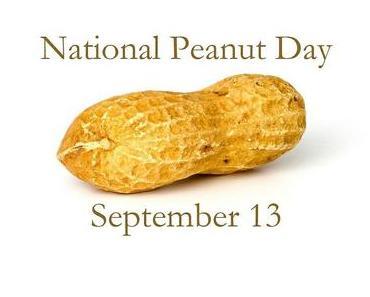 Erdnusstag – National Peanut Day (USA)