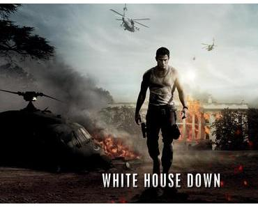 Review: WHITE HOUSE DOWN - Es kracht in Washington D.C.