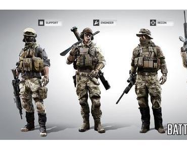 """BF4: Termin der Open-Beta steht endlich + Zwei neue """"Only In Battlefield 4″-Videos"""