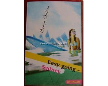 """""""Easy going – Sydney"""" Sonja Bullen"""