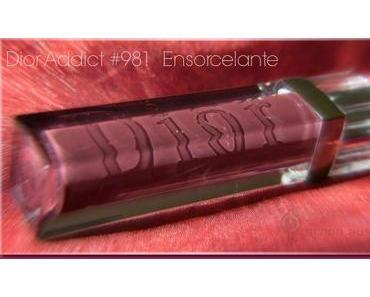 "Dior Herbst Kollektion 2013 Mystic Metallics Addict Lipgloss ""Ensorcelante"""