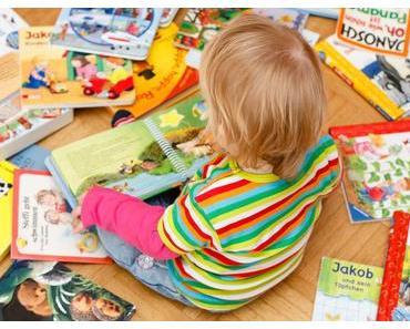 Lesen ist schon für die Kleinsten wichtig!