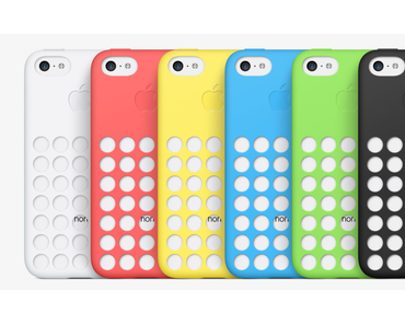 iPhone 5C Cases: Martin Hajek verbessert Apple Design-Fail