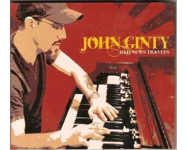 John Ginty - Bad News Travels