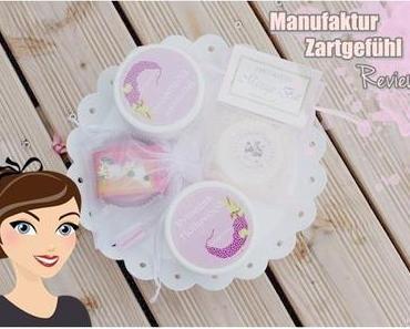 Manufaktur Zartgefühl - Cotton Candy & Zitrone-Vanille *Review*