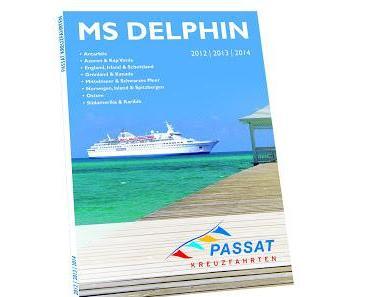 Pressemeldung: PASSAT Kreuzfahrten stellt neuen Katalog für MS Delphin vor
