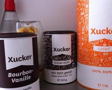 xucker zucker und bourbon-vanille - vegan, nussfrei und glutenfrei naschen & süßen
