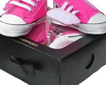 #Converse Schuhe Chuck Taylor All Star Baby Chucks 834605 First Star Pink, Rosa